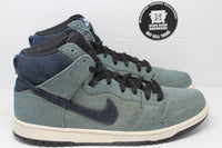 Nike SB High Denim - Hype Stew Sneakers Detroit