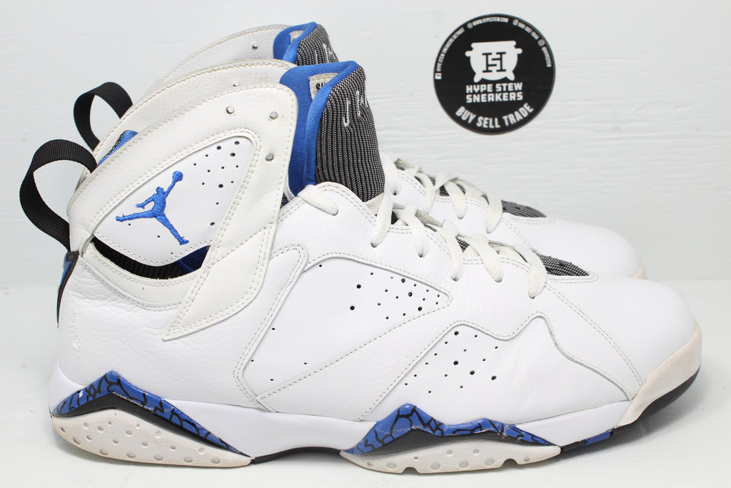 Nike Air Jordan 7 Magic DMP (2009) - Hype Stew Sneakers Detroit