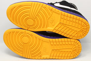 Nike Air Jordan 1 Phat Low Taxi Lakers - Hype Stew Sneakers Detroit