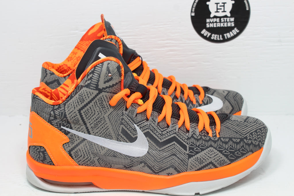 Nike KD 5 BHM (GS) - Hype Stew Sneakers Detroit