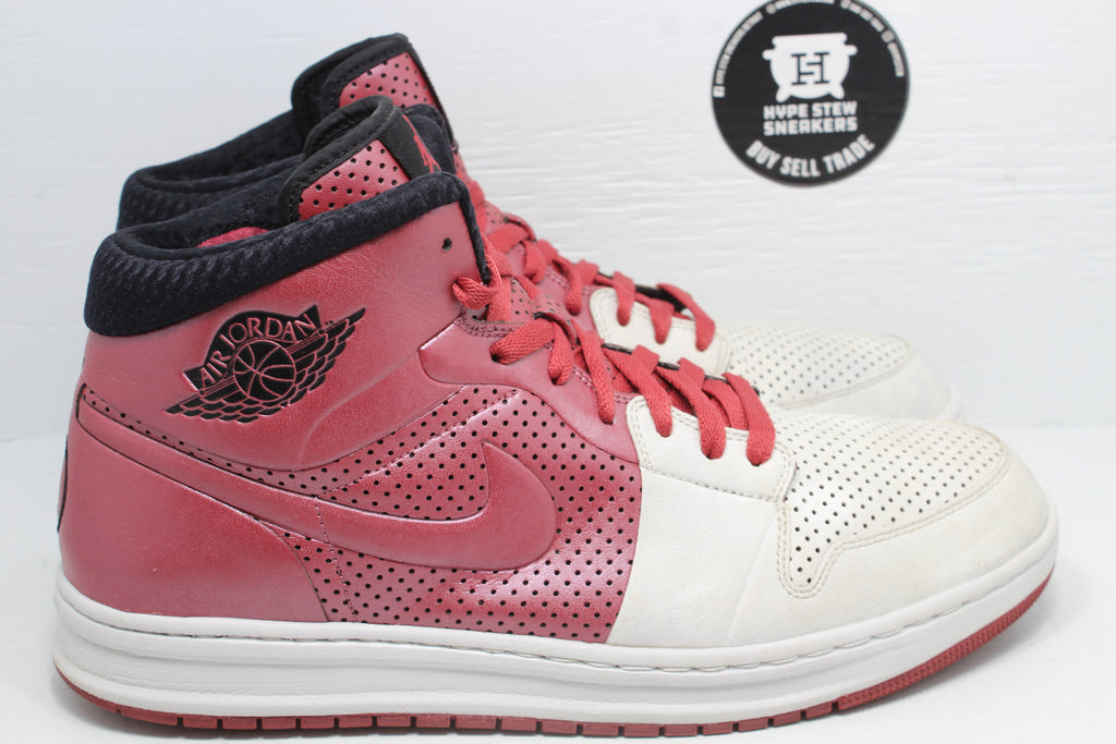 Nike Air Jordan 1 Alpha 'W3lcome Home' - Hype Stew Sneakers Detroit