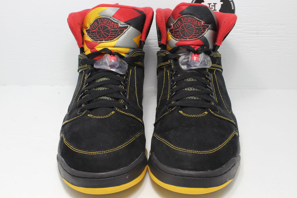 Jordan Sixty Plus Atlanta Hawks - Hype Stew Sneakers Detroit