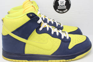 Nike Dunk High 'The Simpsons' - Hype Stew Sneakers Detroit