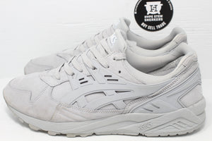 ASICS Gel Kayano Trainer Light Grey - Hype Stew Sneakers Detroit