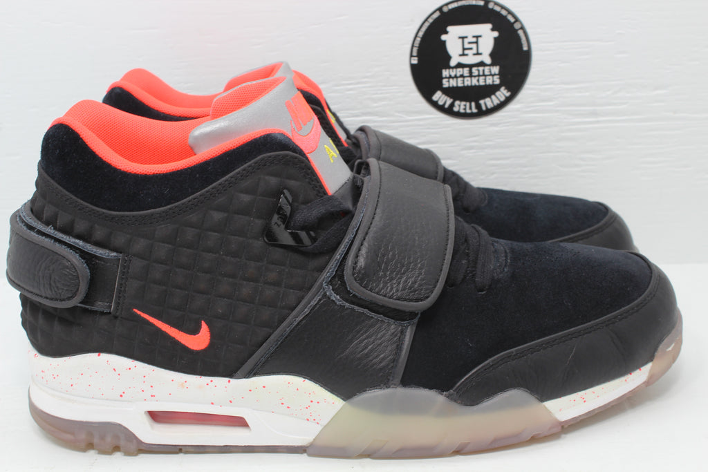 Nike Air Cruz Black Crimson - Hype Stew Sneakers Detroit