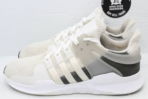 Adidas EQT Support Adv Crystal White Light Solid Grey - Hype Stew Sneakers Detroit