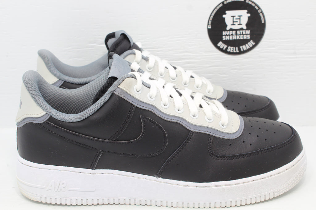 Nike Air Force 1 '07 LV8 1 Black - Hype Stew Sneakers Detroit