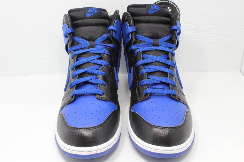 Nike Dunk High Royal Black - Hype Stew Sneakers Detroit