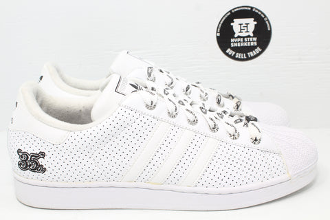 Adidas Superstar 35th Anniversary Perforated