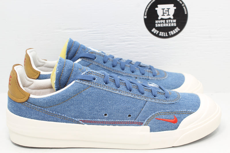 Nike Drop Type LX Denim - Hype Stew Sneakers Detroit