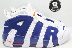 Nike Air More Uptempo Knicks - Hype Stew Sneakers Detroit