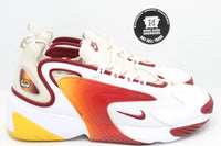 Nike Zoom 2K 'Red Light Orewood' - Hype Stew Sneakers Detroit