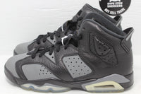 Nike Air Jordan 6 Cool Grey (GS) - Hype Stew Sneakers Detroit