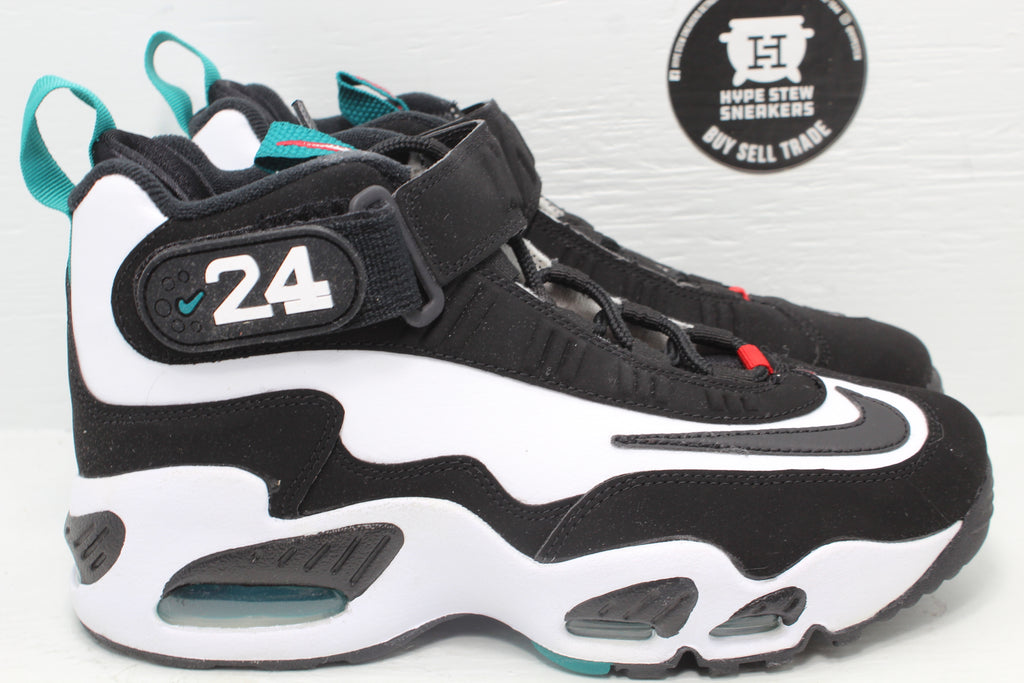 Nike Air Griffey Max 1 White Freshwater (2021) (GS) - Hype Stew Sneakers Detroit
