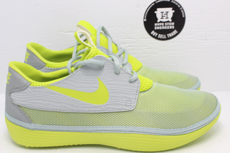 Nike Solarsoft Moccasin Sea Spray - Hype Stew Sneakers Detroit