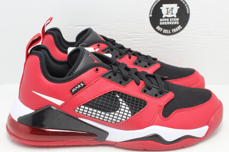 Jordan Mars 270 Low Gym Red Sample - Hype Stew Sneakers Detroit