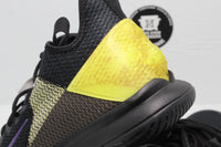 Nike LeBron Witness 4 Black/Opti Yellow Sample - Hype Stew Sneakers Detroit