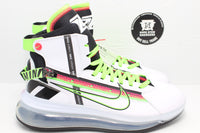 Nike Air Max 720 Saturn QS 'All Star Electric Green Sample - Hype Stew Sneakers Detroit