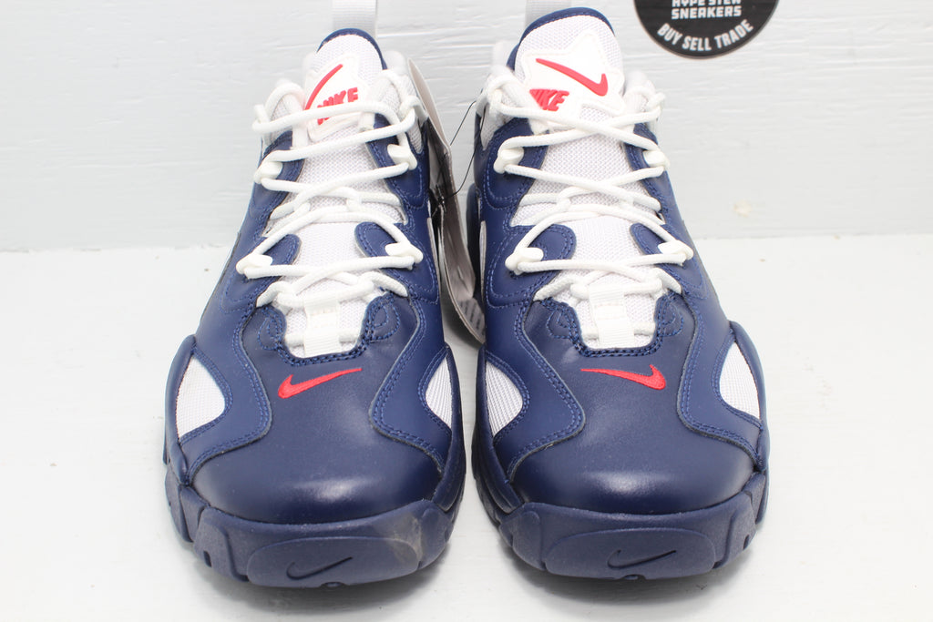Nike Air Barrage Low USA Sample - Hype Stew Sneakers Detroit