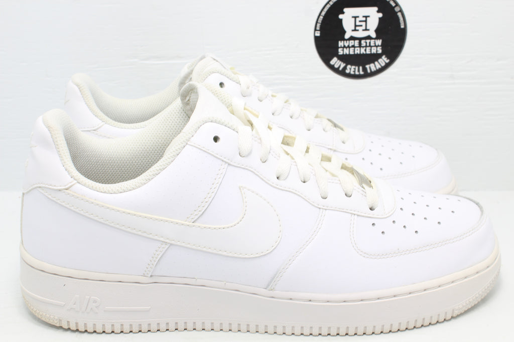 Nike Air Force 1 '07 White - Hype Stew Sneakers Detroit