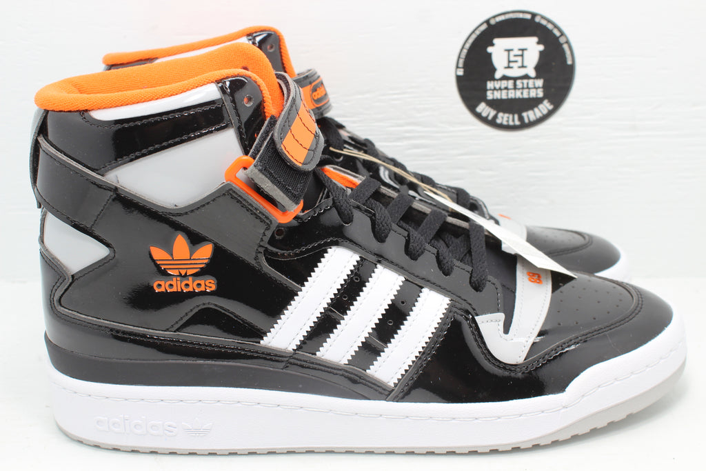 Adidas Snipes x Forum 84 High 'Detroit Bad Boys' - Hype Stew Sneakers Detroit
