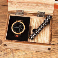 wooden watch Bobo Bird P14 Colorful Wooden Watch Set