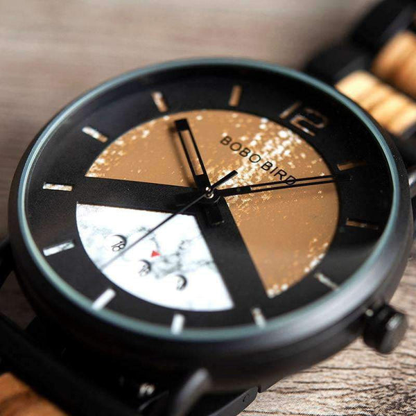 wooden watch Bobo Bird R30-2 Wood Watch