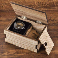 wooden watch Bobo Bird S01-2 Wood Watch