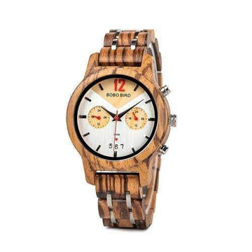 Bobo Bird S15 Wooden Watch