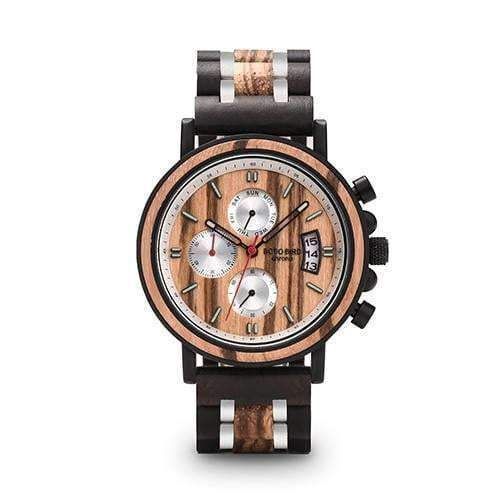 wooden watch Bobo Bird S18 Vintage Wooden Watch