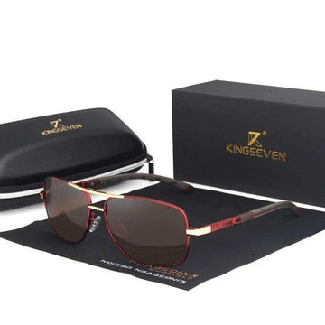 KINGSEVEN 2019 HD Polarized  Aluminum Sunglasses N724