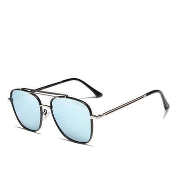 KINGSEVEN DESIGN Square Polarized Sunglasses N7388
