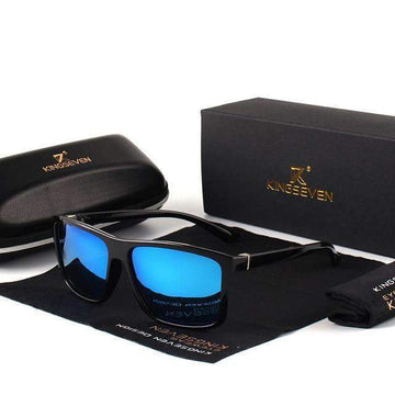 KINGSEVEN Men's Vintage Style Sunglasses S730