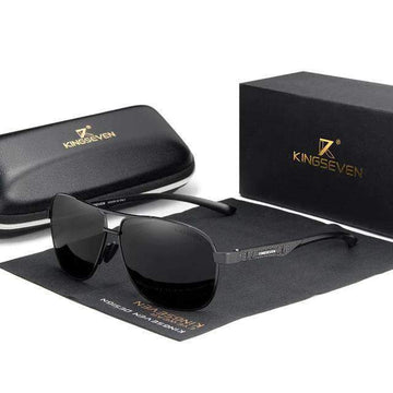 KINGSEVEN Polarized Aluminum Sunglasses N-7188
