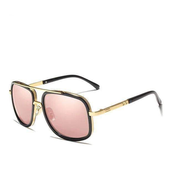 KINGSEVEN Retro Aluminum Sunglasses N7828