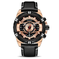 MEGIR Luxury Mens Watches 2118
