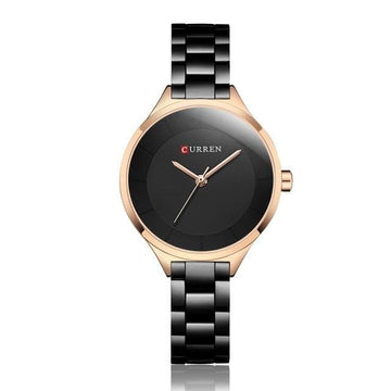 Curren Women Luxury Quartz Watches 9015