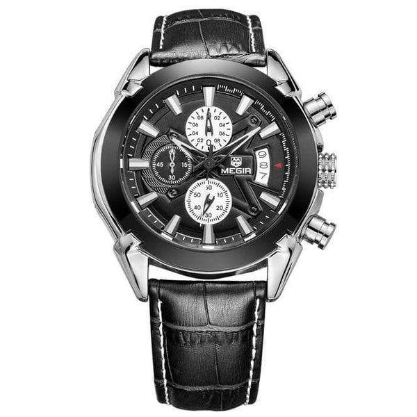 Watches MEGIR Luxury Brand Military Watch 2020