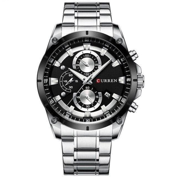 Watches CURREN Men Chronograph Watch 8360