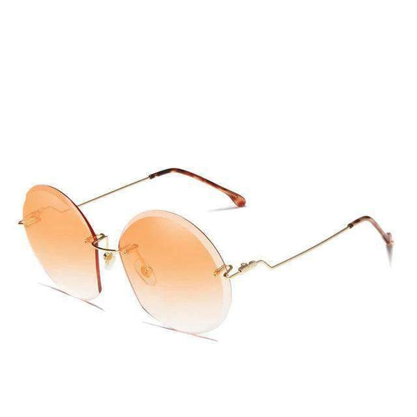 Sunglasses KINGSEVEN Vintage Round Sunglasses N8003