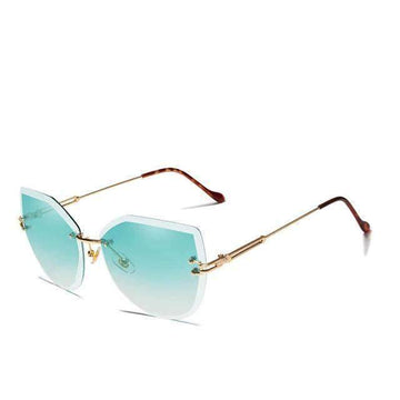 KINGSEVEN Luxury Cat Eye Sunglasses N807