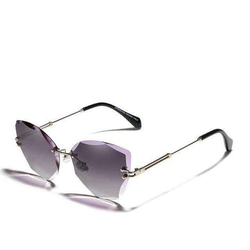 KINGSEVEN Rimless Ladies Sunglasses N801