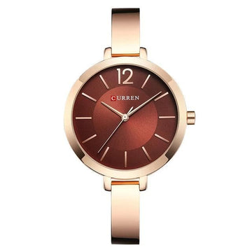 CURREN Fashion Women Watches 9012