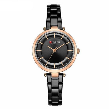 CURREN Luxury Women Watches 9054