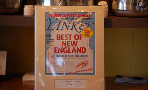 Best of Yankee Magazine Award
