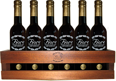 6 Bottle FIORE Caddy