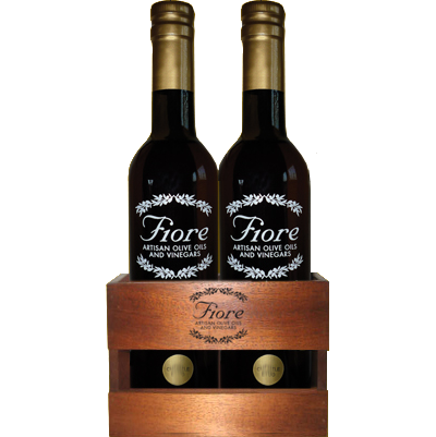 2 Bottle FIORE Caddy