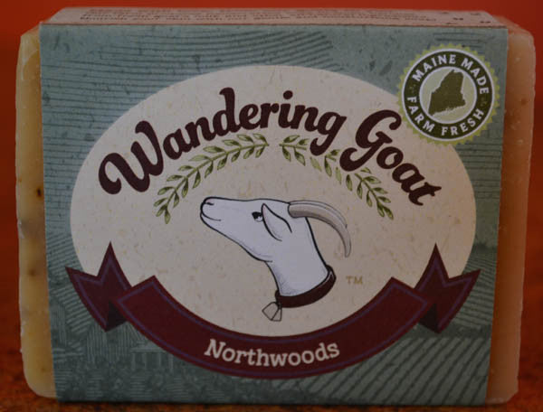 Wandering Goat Soap and Dish