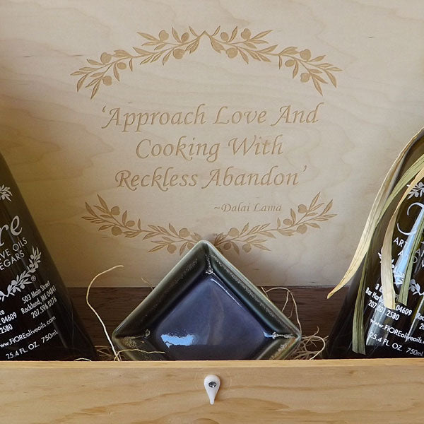 Approach Love & Cooking Gift Box