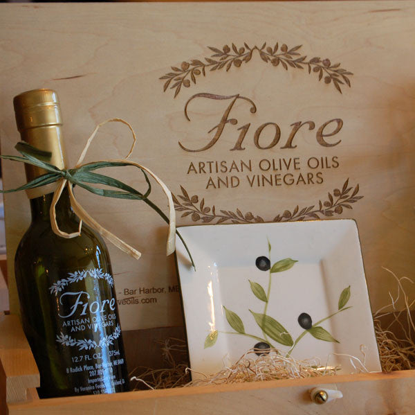 FIORE Wooden Gift Box